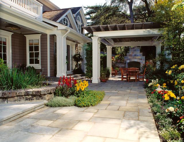Pedersen Associates - Residential - Atherton, CA traditional-landscape