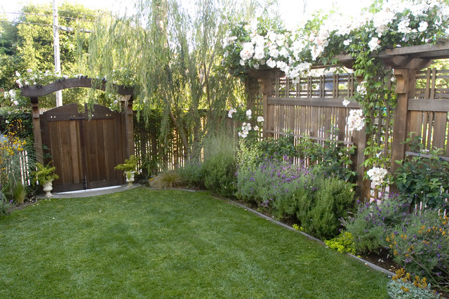 Pedersen Associates-Residential-Berkeley, CA traditional landscape