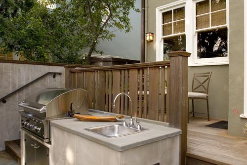 kitchen cabinets ideas » outdoor kitchen sink and cabinet ... - Patio Sink Ideas