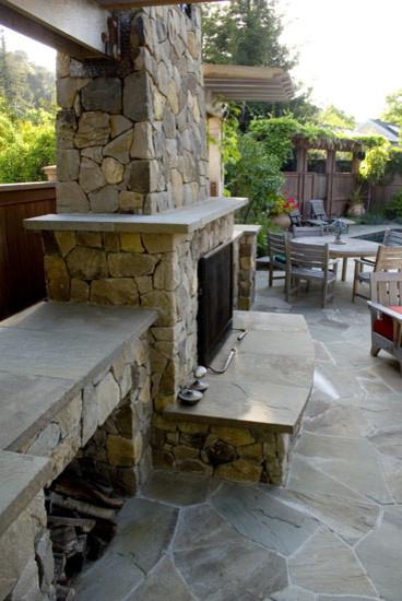 Pedersen Associates-Residential-San Rafael, CA traditional-landscape