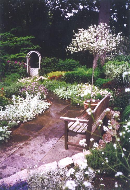 Perennial Gardens we created in suburban Philadelphia