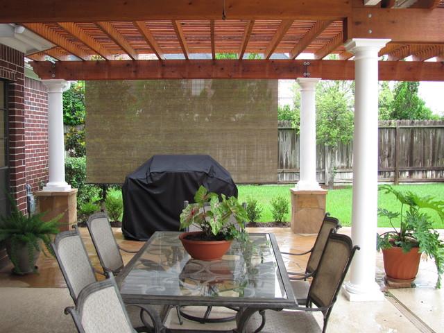 Pergolas and Patio Covers contemporary-landscape