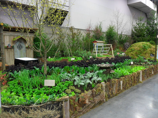 Permaculture Guild Garden - Eclectic - Landscape ... on Backyard Permaculture Design id=67620