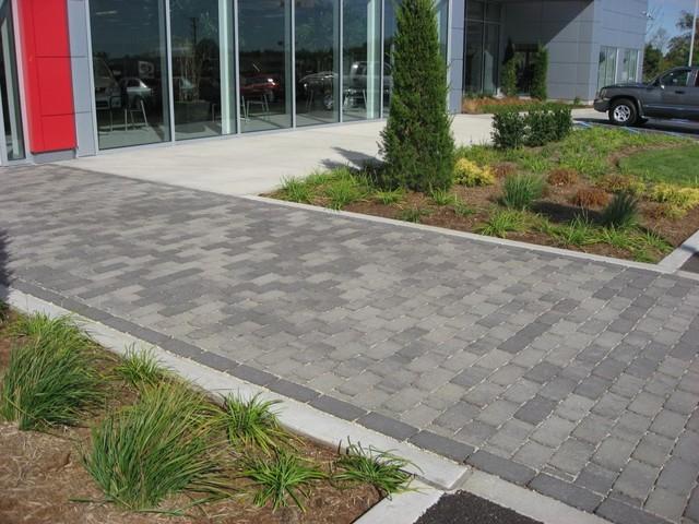 Permeable interlocking concrete pavements traditional - Tipos de pavimentos exteriores ...