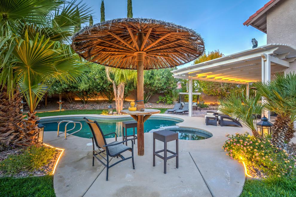 Pesaro Drive - Las Vegas, NV - Modern - Landscape - Las ...