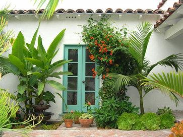 Peter Ivancovich Landscape Design tropical landscape