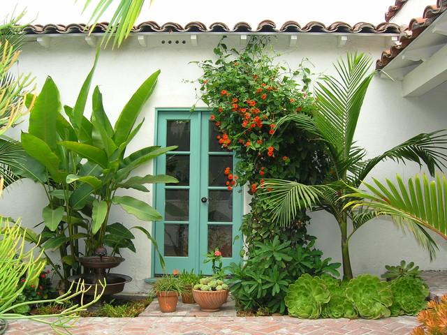 Peter Ivancovich Landscape Design tropical-landscape - Peter Ivancovich Landscape Design - Tropical - Landscape - Los