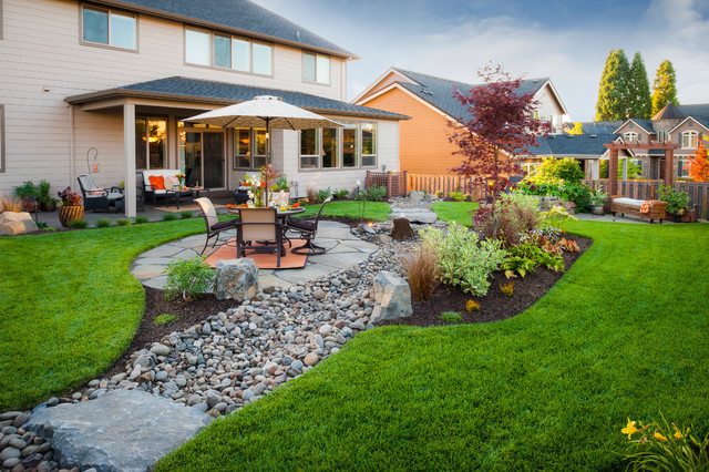 Peterson Property Traditional Landscape Portland
