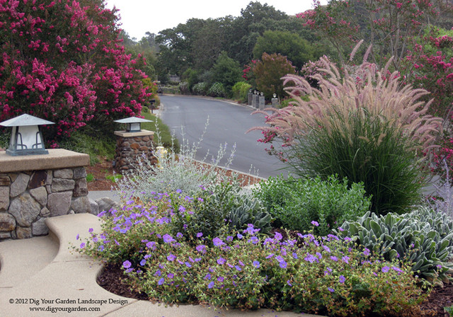 Plant Combinations - Northern California Gardens - Traditional ...