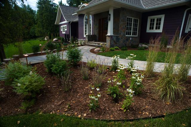 Plantings traditional-landscape