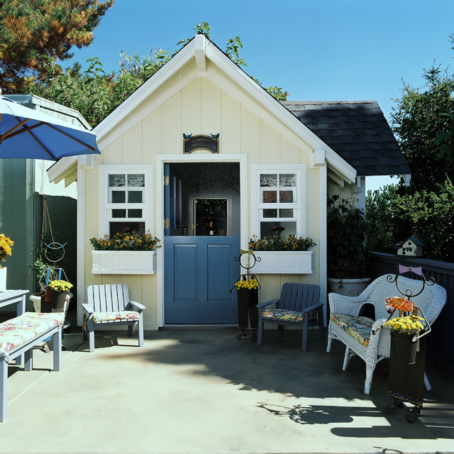Playhouse for Kids & Children with Dutch Door traditional-kids
