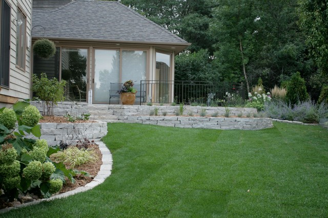 Plymouth landscape traditional landscape other by for Landscaping rocks new plymouth