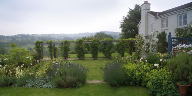 Poacher's Cottage traditional-landscape