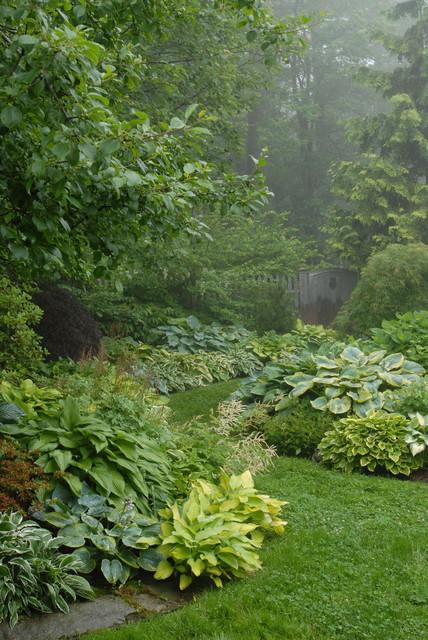 Pocket Garden  Traditional  Landscape  portland maine