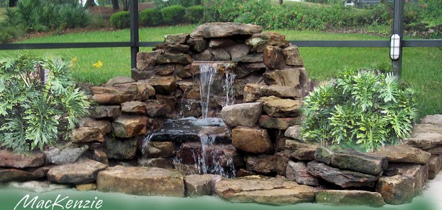 Exceptionnel PONDLESS WATERFALLS Tropical Landscape