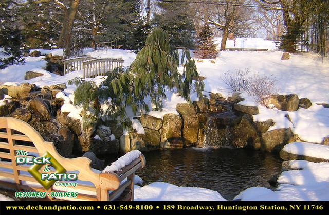 Ponds waterfalls water features water gardens traditional-landscape