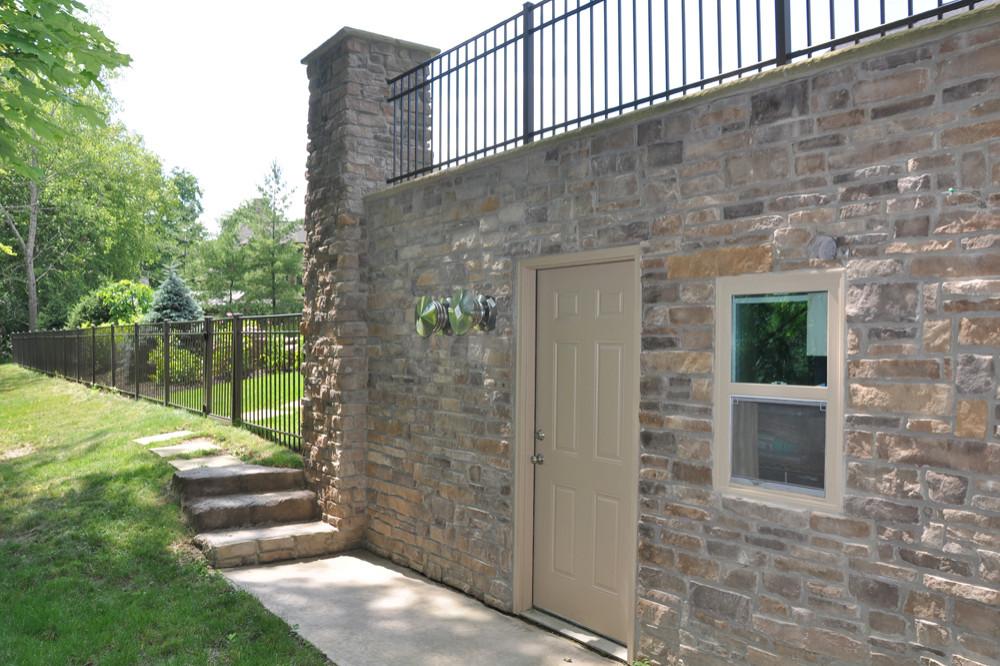 Pool & Irrigation Equipment Room