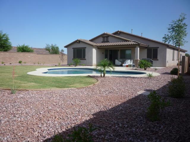 Pool & Landscape contemporary-landscape