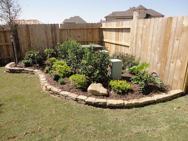 Pool Landscape - Cinco Ranch - Tropical - Landscape - Houston - By Bushmaster Landscape Inc
