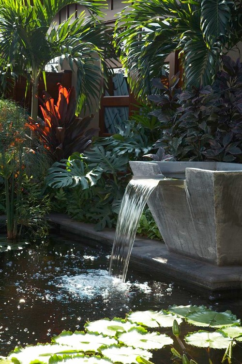 Tropical Garden Design Ideas Your Staycation Oasis Easy To