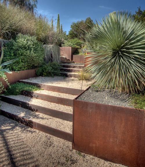 the impatient gardener: discovering garden styles: modern gardens, Garten und Bauen