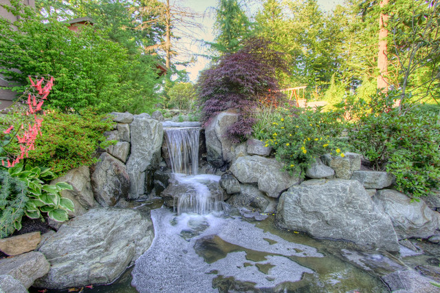 Portland landscaping outdoor living traditional for Landscape design portland