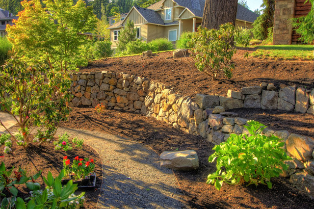 Portland Landscaping Outdoor Living traditional landscape