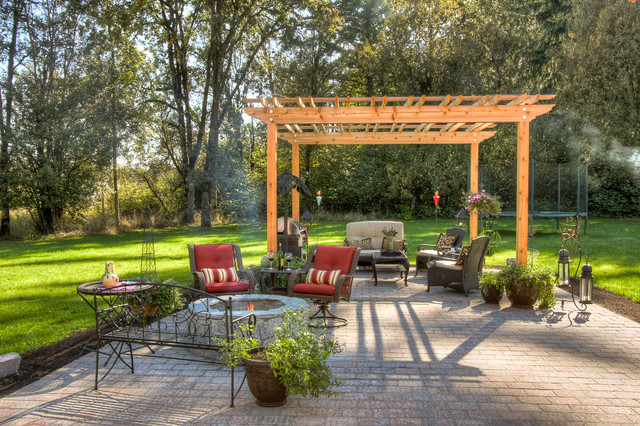 Portland Patio's Landscaping traditional-landscape