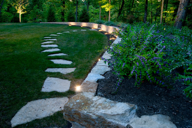 Powell New Build traditional-landscape