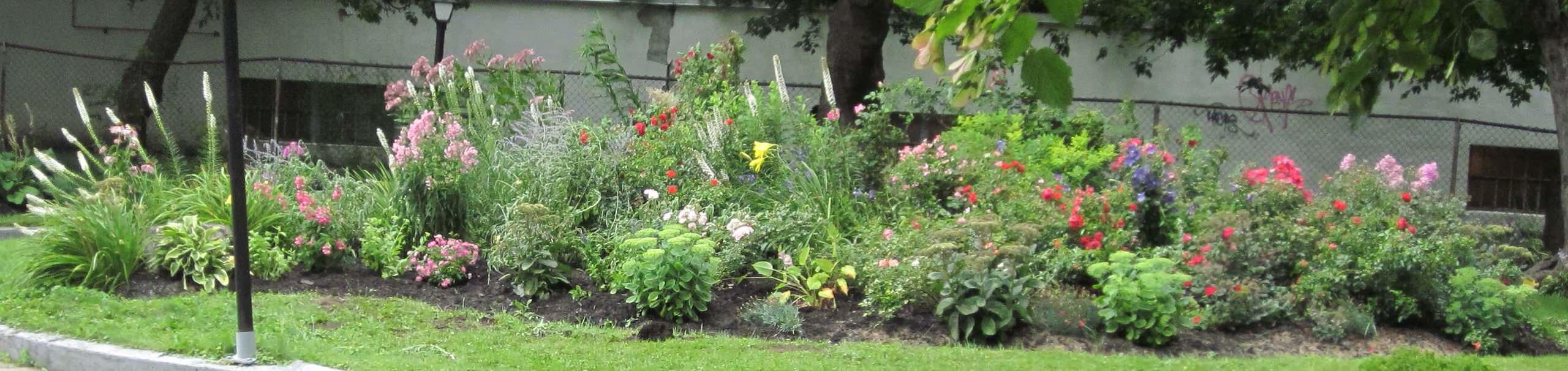 Private Park Garden