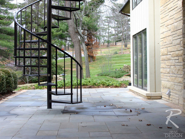 Private Residence Patio traditional-landscape