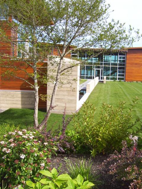 Private Residence, Silverdale WA contemporary-landscape