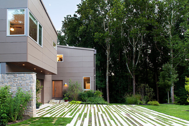 Projects Contemporary Landscape Baltimore By Mitch
