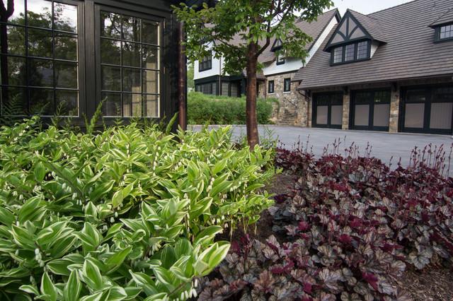 Rain garden and meadow for Jonathan alderson landscape architects