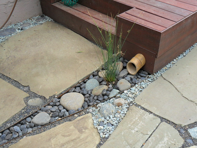 Rain Gardens Asian Landscape Portland By Plan It