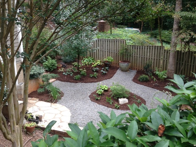Raleigh Garden Eclectic Landscape Raleigh By