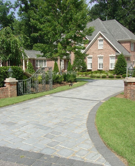 Raleigh nc traditional landscape san francisco by for Landscape design raleigh