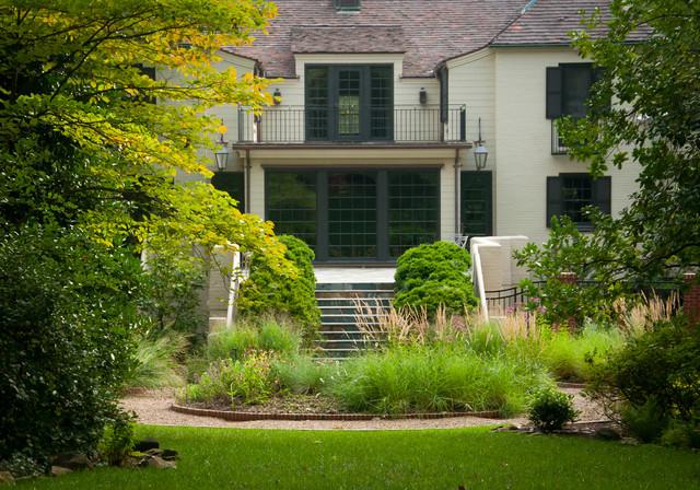 Ramsey-Pelletier Residence eclectic-landscape
