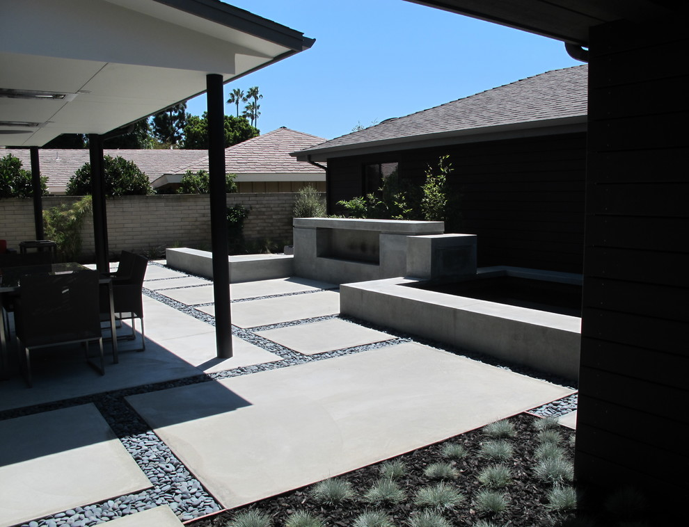 Ranch style turned modern in Mesa Verde, Costa Mesa ...