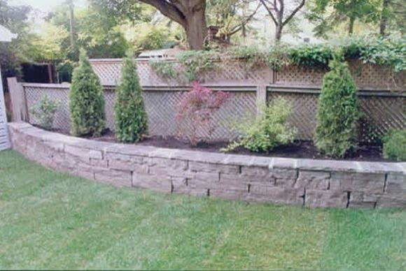 Ray Johannes Landscape Design Toronto Retaining Walls Traditional
