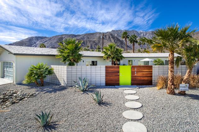 Real estate midcentury landscape other metro by for Palm springs landscape design
