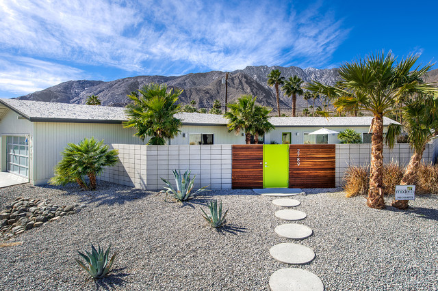 Real Estate - Midcentury - Landscape - Other - by NDC Homes ...