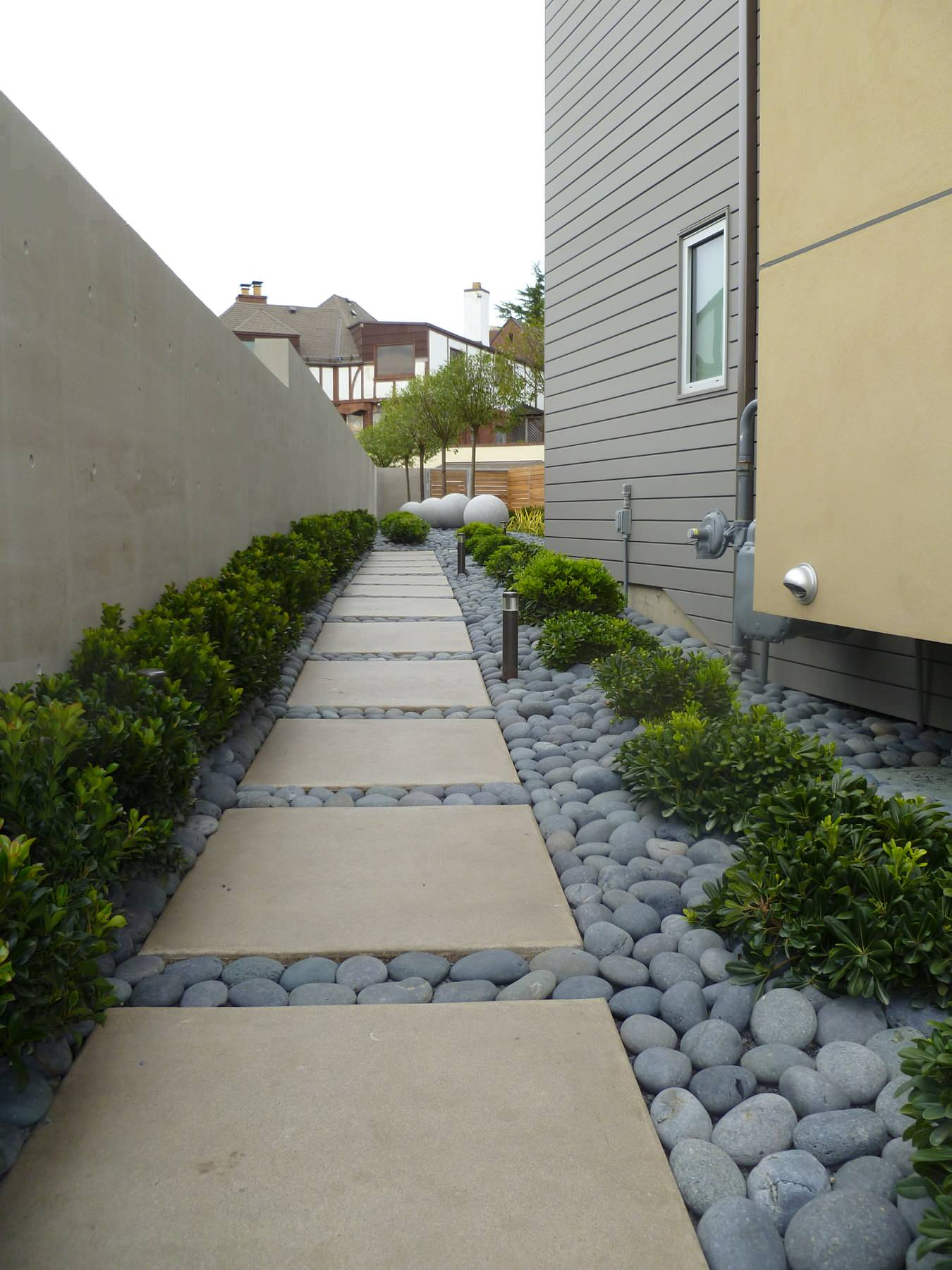 75 Beautiful Side Yard Landscaping Pictures Ideas March 2021 Houzz
