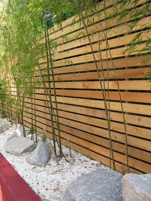 Red Walls modern-landscape