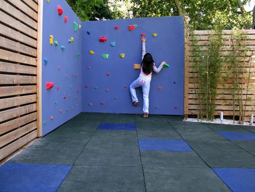 Build a Climbing Wall