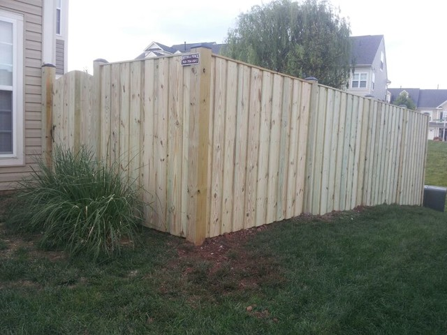 Residential Fencing traditional-landscape
