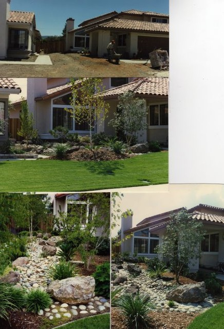 Residential Landscape Designers Newcastle : Residential landscape cupertino