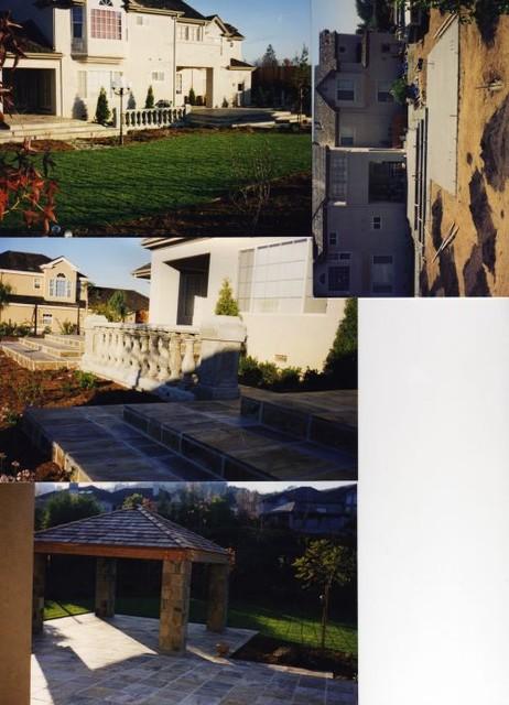 Residential Landscape - Saratoga contemporary-landscape