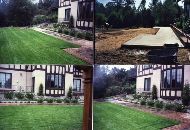 Residential Landscape - Saratoga traditional-landscape