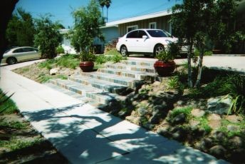 Residential Landscape - Woodland Hills, Los Angeles traditional-landscape